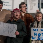 Students protest against Out of Hours closure