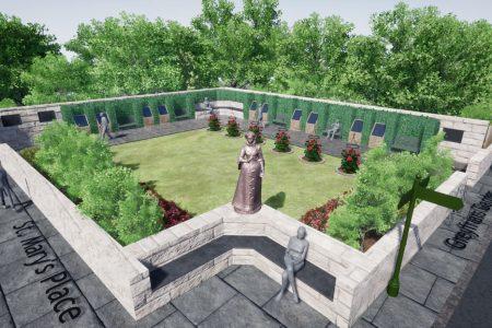 St Andrews Greyfriars Poetry Garden