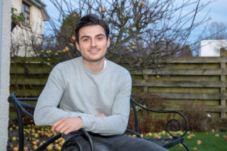 St Andrews Student Raises Awareness of Mental Health