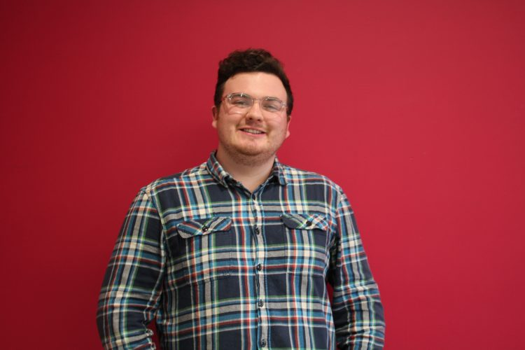 Meet the Students' Association Community Relations Officer