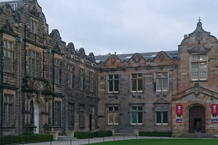 St Andrews second only to Oxford