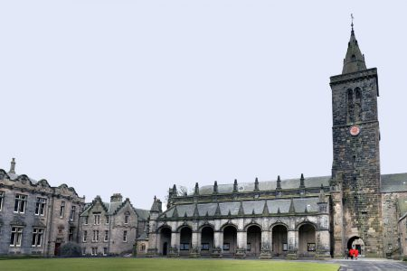 St Andrews slips 3 places in QS World Rankings