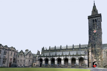 St Andrews top in university guide