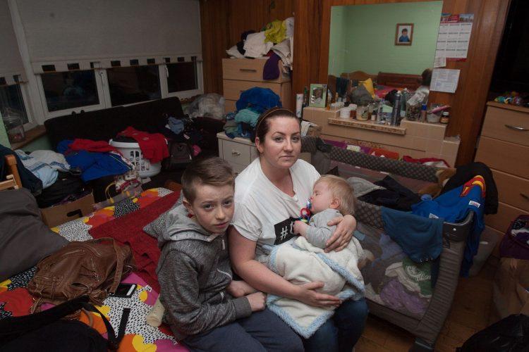 Rising homelessness in Fife