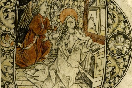 Medieval prayer book restoration and the use of QR technology