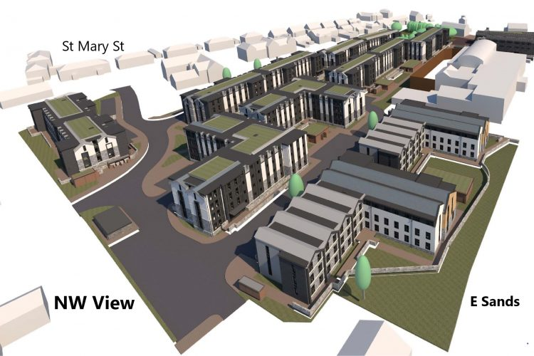 Albany Park: new plans submitted
