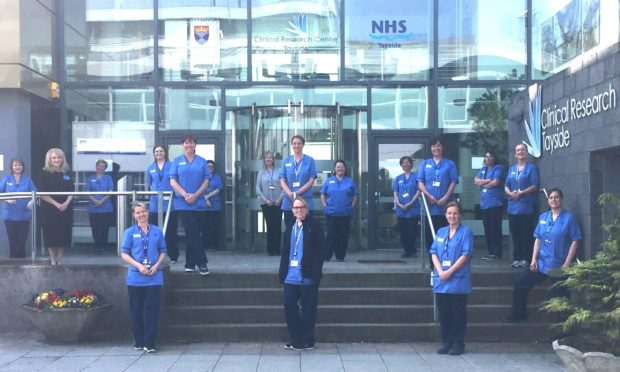 Ninewells researchers working on COVID-19 projects