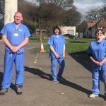 NHS Fife launches coronavirus drivethrough testing for frontline staff