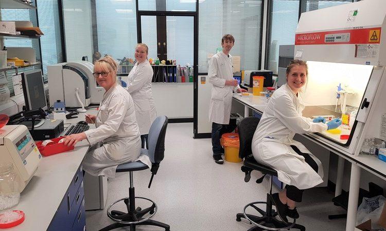 Ninewells ramps up coronavirus testing