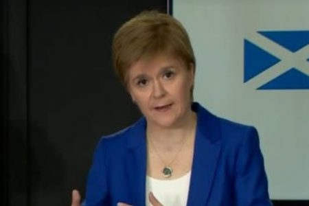 First Minister outlines routemap into Phase 2 of easing lockdown