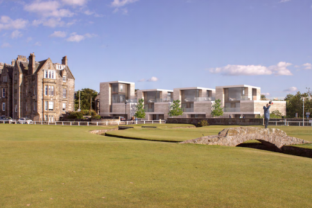 "Councillors throw out St Andrews ""carbuncle"" housing development"