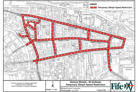 University research shows urban 20mph limit reduces accidents