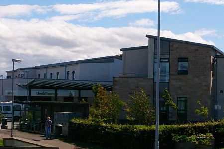 Covid-19 outbreak at St Andrews Community Hospital