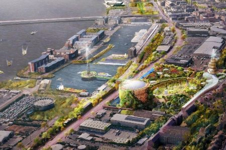 Dundee preferred site for Eden Project Scotland