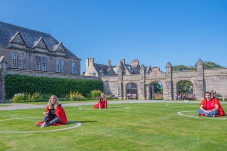 St Andrews top for student experience – 15th in academic rankings